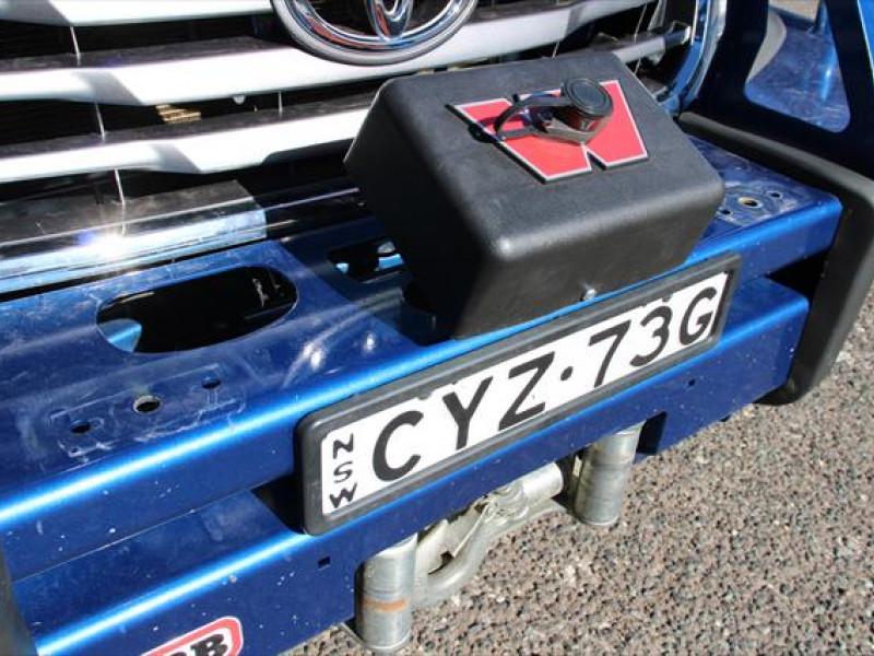 2012 Toyota HiLux KUN26R  SR5 Utility - extended cab