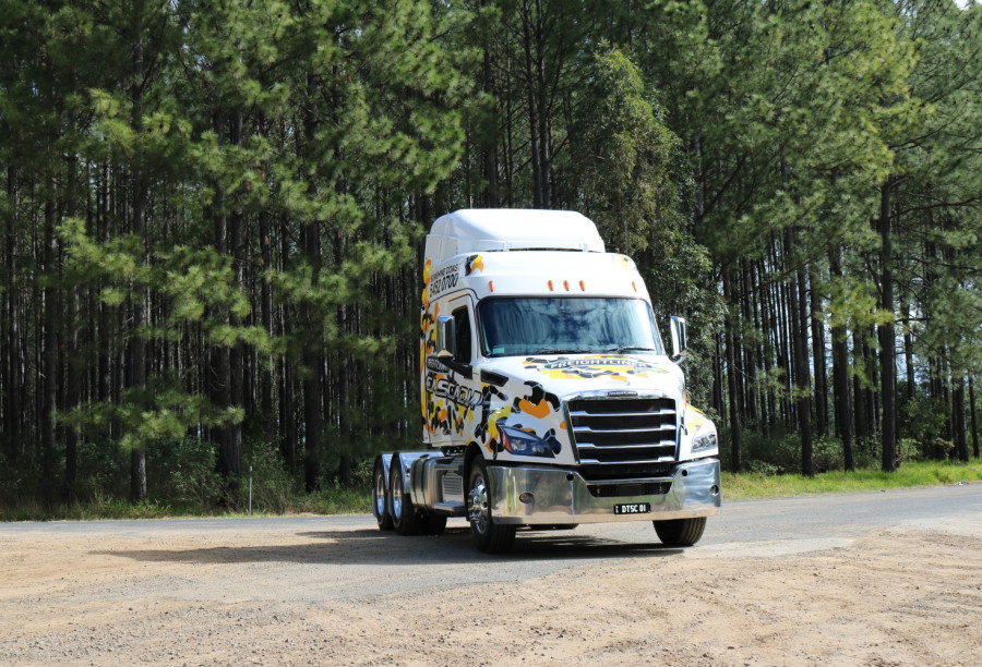2020 Freightliner Cascadia 116  6x4 Prime Mover Prime mover