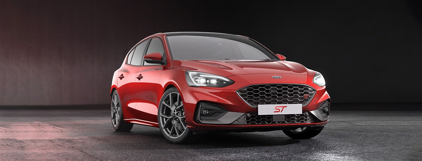 Ford Focus ST-3 Image