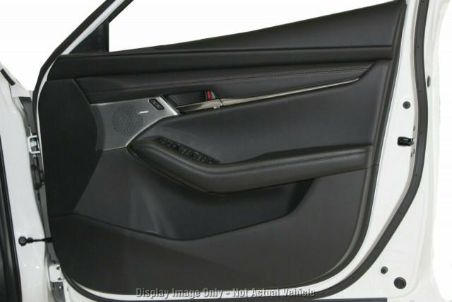 2020 Mazda 3 BP G25 Astina Sedan Sedan Mobile Image 17