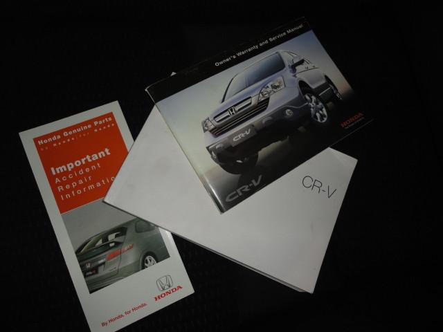 2008 MY07 Honda CR-V RE  Wagon