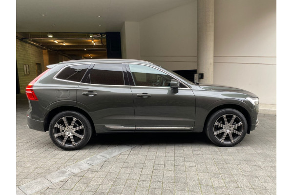 2021 Volvo XC60 T5 In Suv Image 5