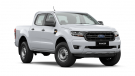 2020 MY20.25 Ford Ranger PX MkIII 4x4 XL Double Cab Pick-up Utility