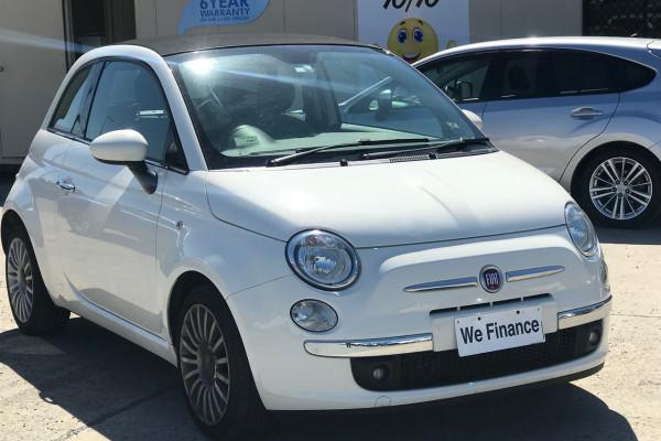 Fiat 500 MY12 Se