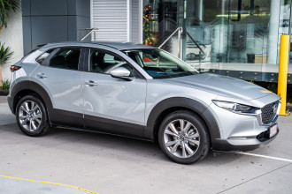2020 Mazda CX-30 DM Series G20 Evolve Wagon Image 3