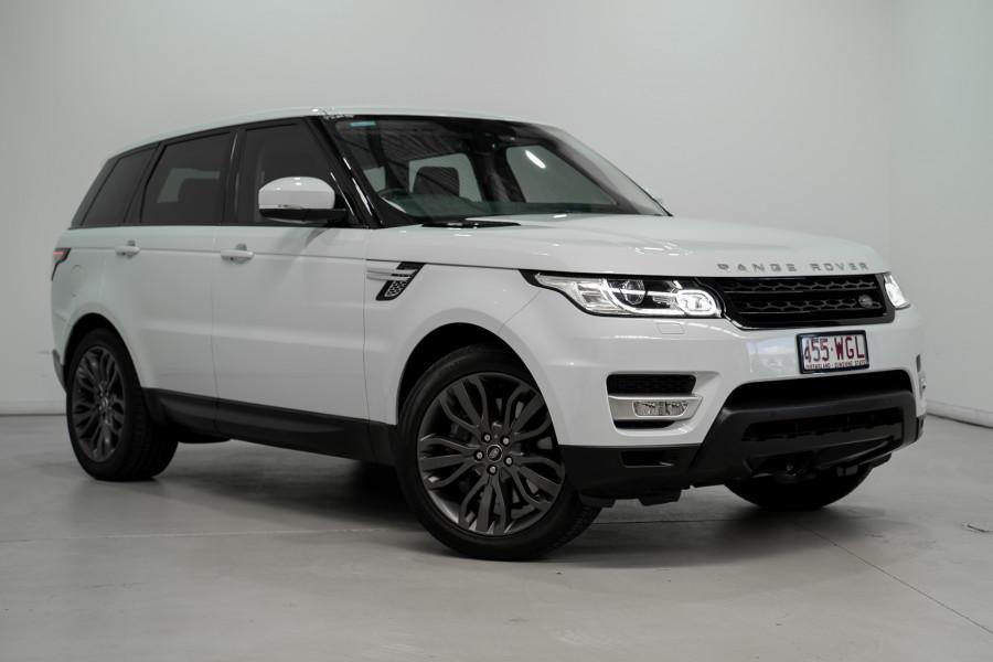 2015 Land Rover Range Rover Sport Sdv8 Hse
