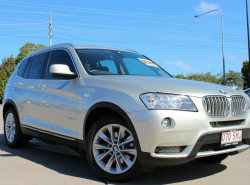 BMW X3 xDrive30d Steptronic F25 MY0412