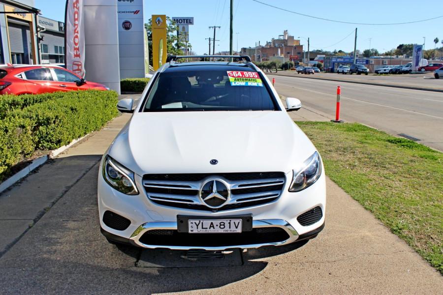 2018 MY08 Mercedes-Benz Glc-class X253  GLC250 GLC250 d Wagon