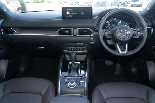 2021 Mazda CX-5 KF Series Akera Suv Mobile Image 7