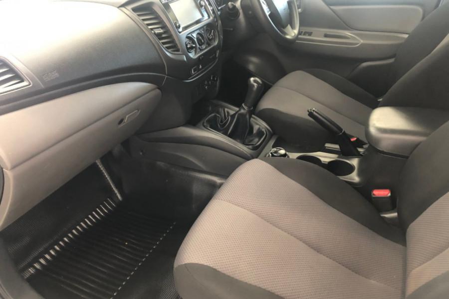 2017 Mitsubishi Triton MQ MY17 GLX