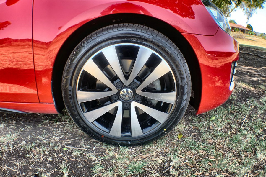 2011 MY12 Volkswagen Golf VI MY12 GTD Hatch