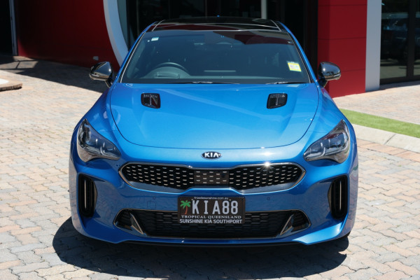 2020 MY21 Kia Stinger CK GT Sedan