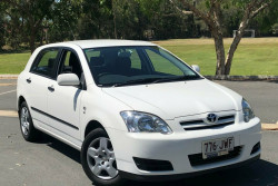 Toyota Corolla Ascent Seca ZZE122R MY06 Upgrade