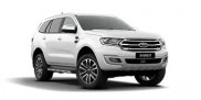 ford Everest Accessories Emerald