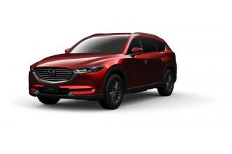 2020 Mazda CX-8 KG Sport Suv Image 2