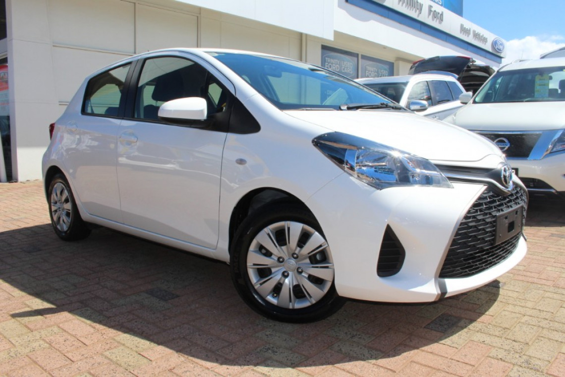 2016 Toyota Yaris NCP130R ASCENT Hatchback