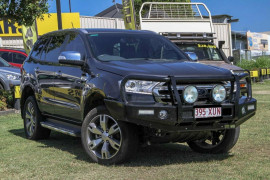 Ford Everest Titanium (4WD) UA MY18