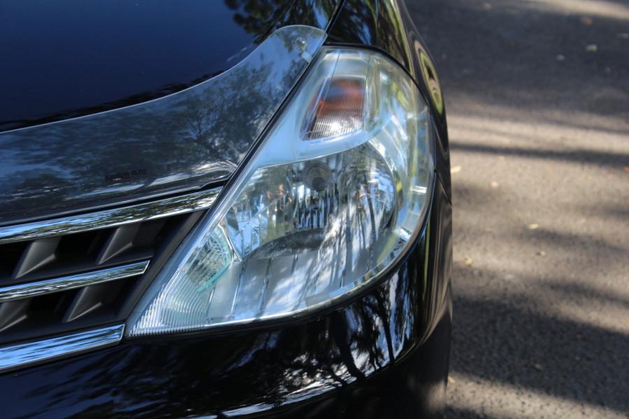 2011 Nissan Tiida C11 S3 ST Hatchback Image 10
