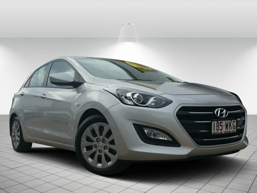 2015 MY16 Hyundai i30 GD3 Series II Active Hatchback