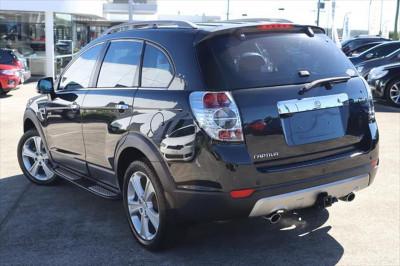 2012 Holden Captiva CG Series II 7 LX Suv Image 3