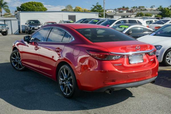 2017 Mazda 6 GL1031 GT SKYACTIV-Drive Sedan Image 2