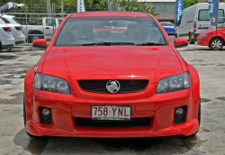 2010 Holden Commodore VE II SV6 Sedan