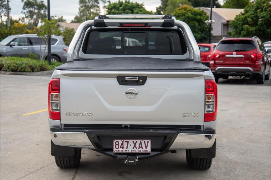 2016 Nissan Navara D23 Series 2 ST-X Utility