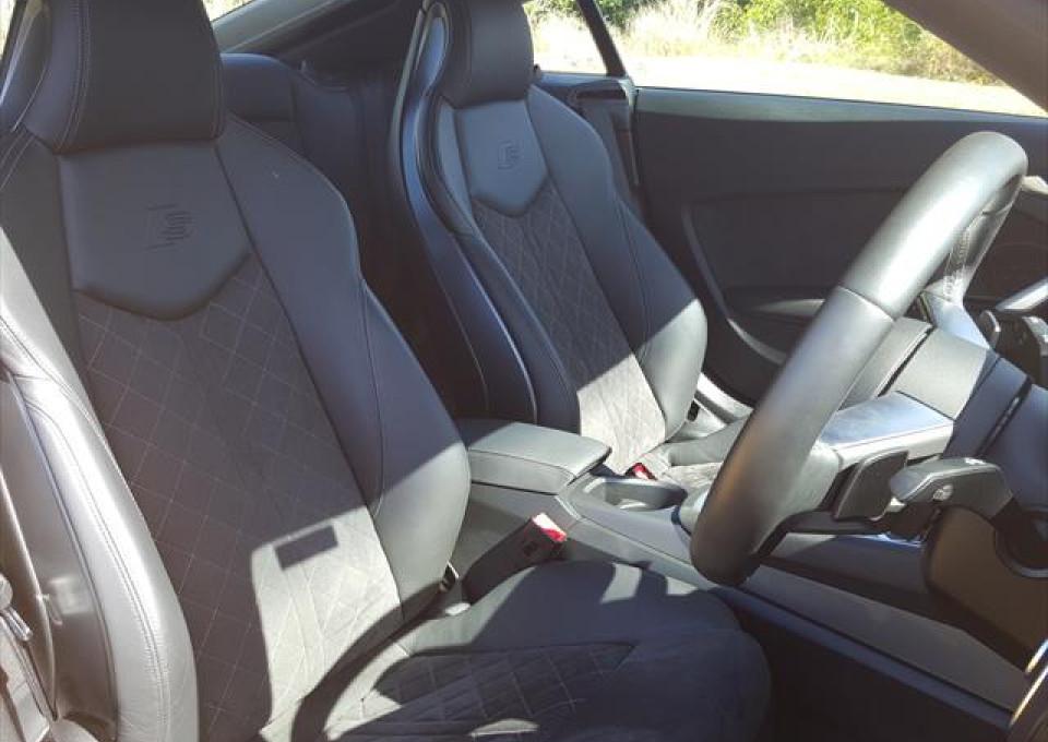 2015 MY16 Audi Tt FV  S Coupe
