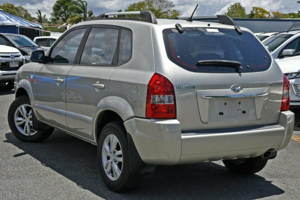 2009 Hyundai Tucson JM MY09 City SX Suv