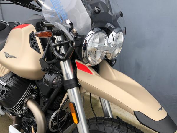 2020 Moto Guzzi V85TT Travel Motorcycle
