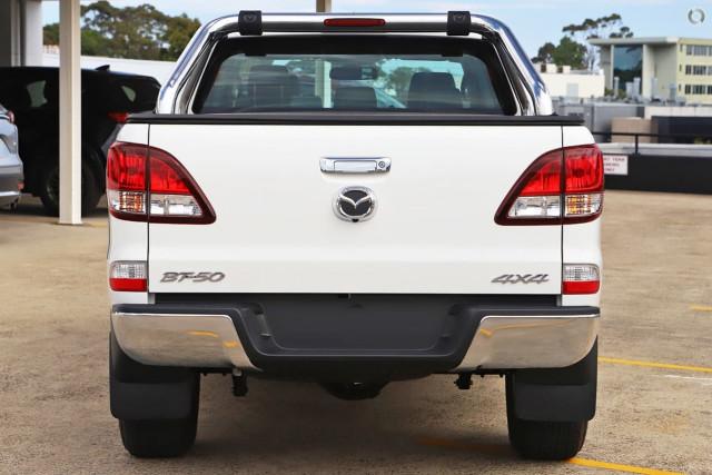 2019 Mazda BT-50 UR 4x4 3.2L Dual Cab Pickup GT Utility Image 3