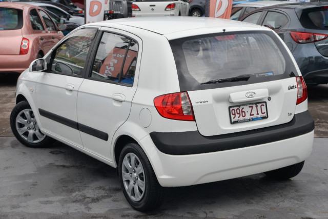 2006 Hyundai Getz TB  Hatchback Image 2
