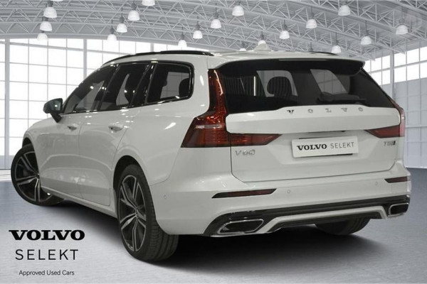 2019 Volvo V60 (No Series) MY20 T5 R-Design Wagon Image 3