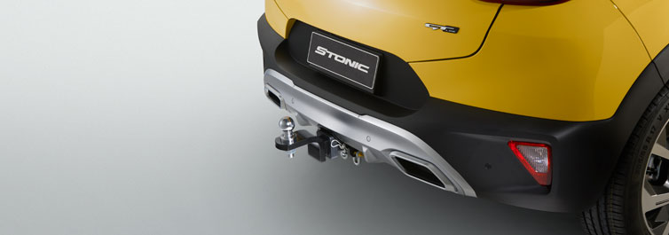 Towbar Kit with Trailer Harness