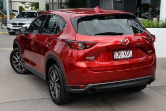 2017 Mazda CX-5 KF4WLA GT Suv Image 2