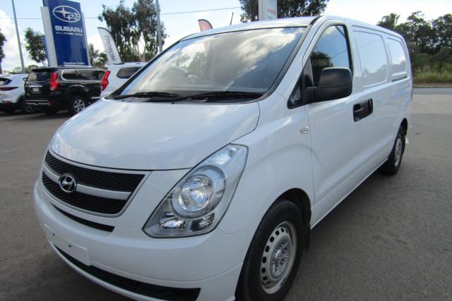 2013 MY14 Hyundai Iload TQ2-V MY14 Van