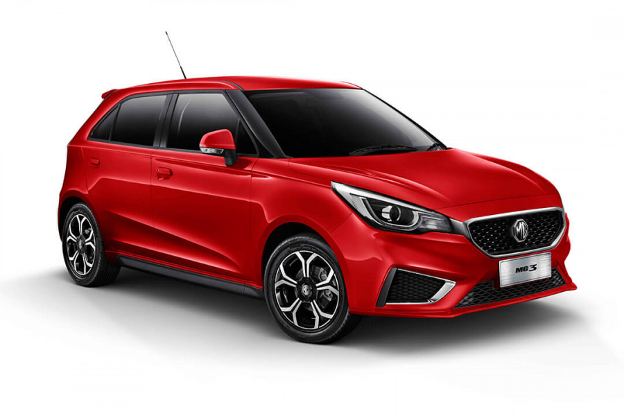2021 MG Mg3 EXCITE 1.5P AUT Hatchback image 1