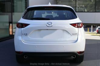 2021 Mazda CX-5 KF Series GT Suv Image 5