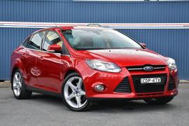 Ford Focus Titanium LW