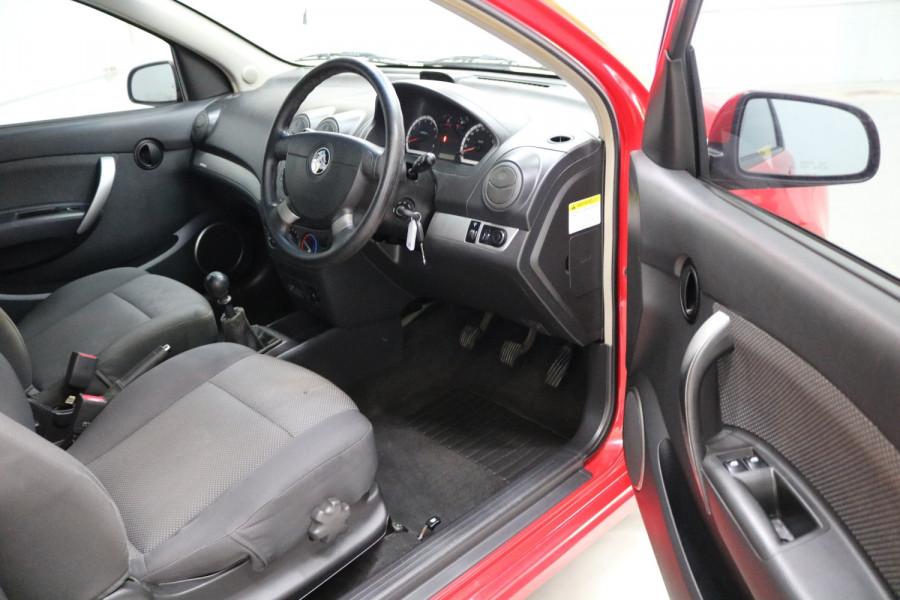 2009 Holden Barina TK MY09 Hatchback