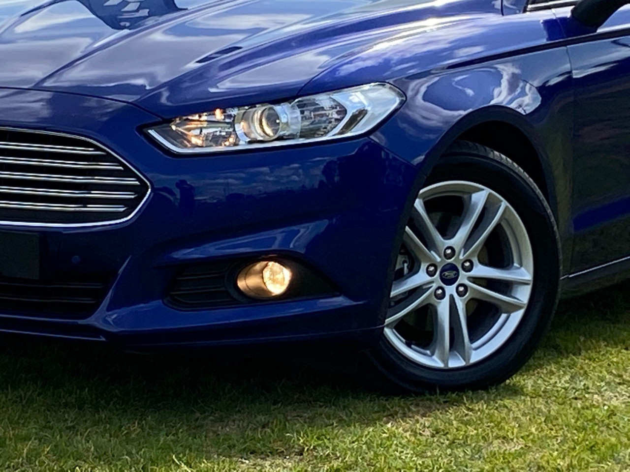 2017 Ford Mondeo MD 2017.00MY AMBIENTE Hatchback Image 6