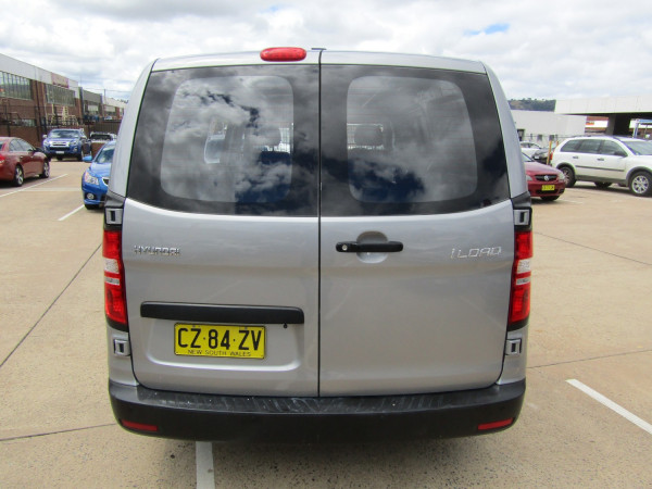 2014 Hyundai Iload TQ2-V  Van
