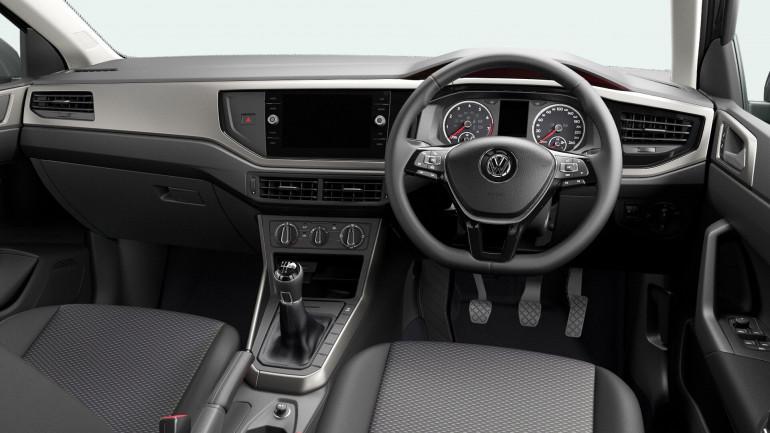 2021 Volkswagen Polo AW Trendline Hatchback Image 8