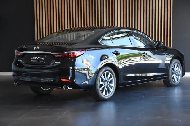 2019 MYil Mazda 6 GL Series Sport Sedan Sedan