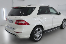 2014 Mercedes-Benz Ml400 W166 ML400 Wagon Image 2
