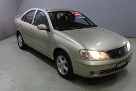 Nissan Pulsar N16 MY2004