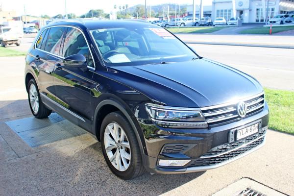 2017 Volkswagen Tiguan 5N  140TDI 140TDI - Highline Suv Image 4