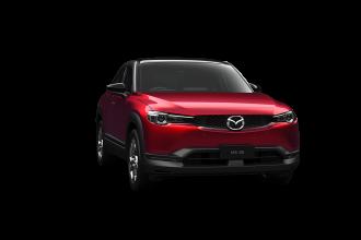 2021 Mazda MX-30 DR Series G20e Astina Wagon Image 5