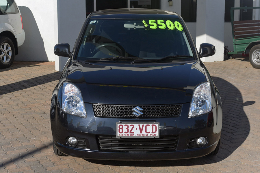 2006 Suzuki Swift RS415 RS415 Hatchback Mobile Image 3