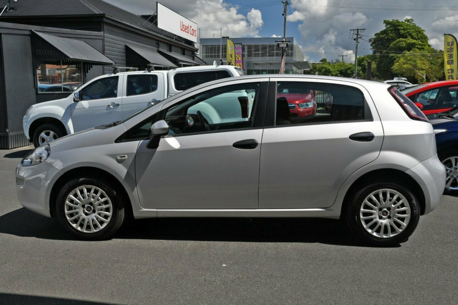 2013 Fiat Punto MY13 Pop Dualogic Hatchback